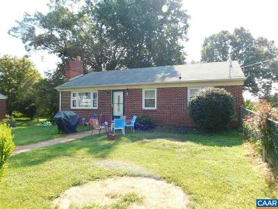 Ruckersville Single Family Home For Sale: 354 Locust Ln