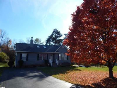 Augusta County Single Family Home For Sale: 16 Singing Pines Ln