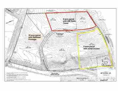 Commercial For Sale: 19 Acres Frontier Dr