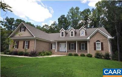 Fluvanna County Single Family Home For Sale: Bridlewood Dr