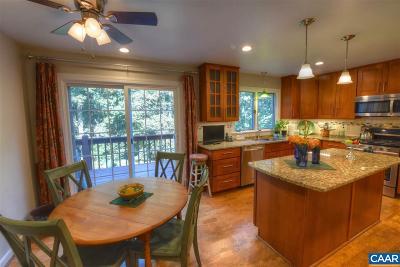 Albemarle County Single Family Home For Sale: 1890 Pine Cone Cir
