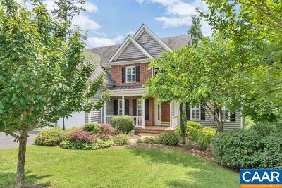 Charlottesville Single Family Home For Sale: 1712 Mattox Ct