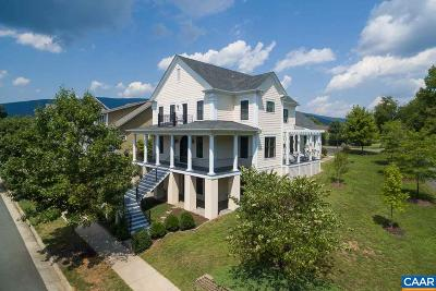 Albemarle County Single Family Home For Sale: 5235 Brook View Rd