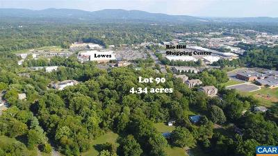 Charlottesville Lots & Land For Sale: Lot 90 Woodbrook Dr