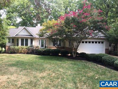 Lake Monticello Single Family Home For Sale: 31 Bunker Blvd