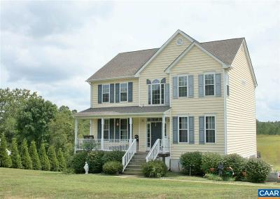 Louisa County Single Family Home For Sale: 15 Lancaster Ct