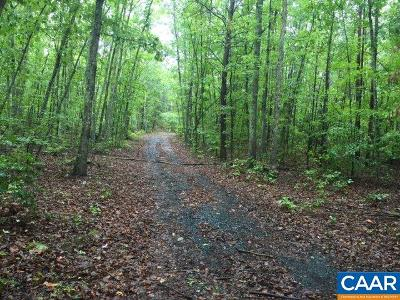 Fluvanna County Lots & Land For Sale: Lot 14 Deep Creek Rd