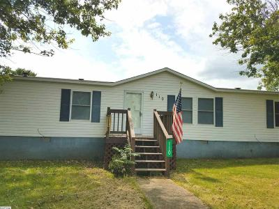 Augusta County Single Family Home For Sale: 110 N Hancock St