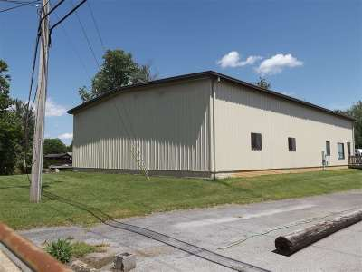 Bridgewater Commercial For Sale: 7589 Warm Springs Pike