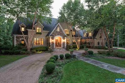 Albemarle County Single Family Home For Sale: 2310 Monacan Trail Rd