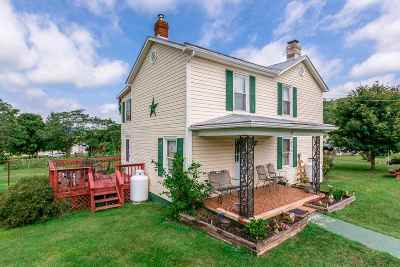 Rockingham County Single Family Home For Sale: 47 Mill Ln
