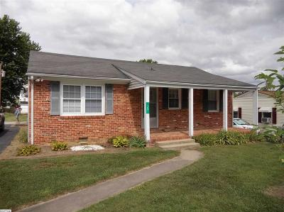 Mount Sidney Single Family Home For Sale