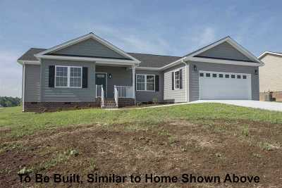 Broadway Single Family Home For Sale: 490 Coyote Run