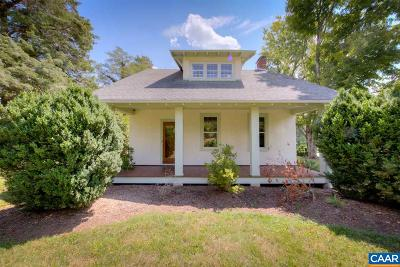 Keswick Single Family Home For Sale: 4203 Louisa Rd