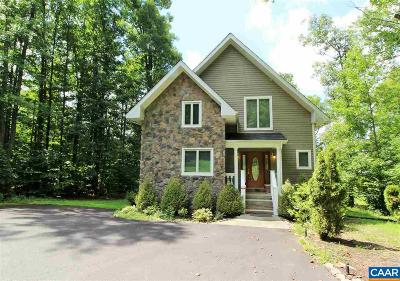 Louisa County Single Family Home For Sale: 845 Elnor Rd
