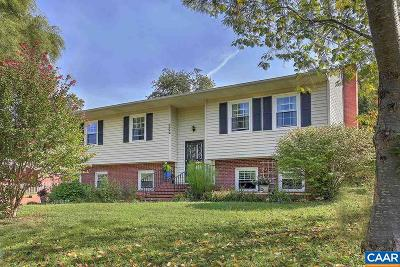 Albemarle County Single Family Home For Sale: 5592 Brookwood Rd