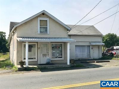 Commercial For Sale: 1518 E High St