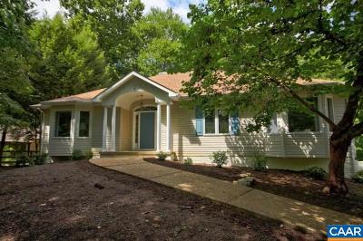 Palmyra VA Single Family Home For Sale: $245,900