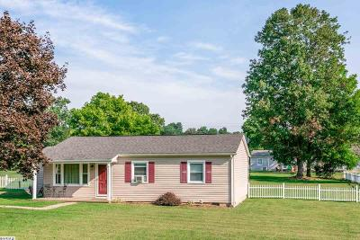 Augusta County Single Family Home For Sale: 69 Wayburn St