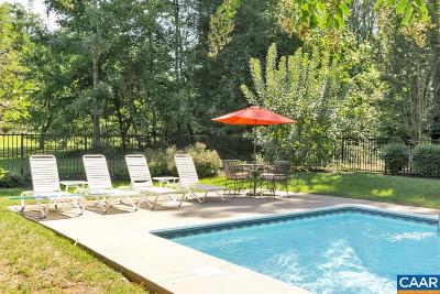 Albemarle County Single Family Home For Sale: 107 Whetstone Pl