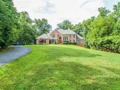Albemarle County Single Family Home For Sale: 4880 Ivy Rd