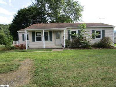 Augusta County Single Family Home For Sale: 5 Wayburn St