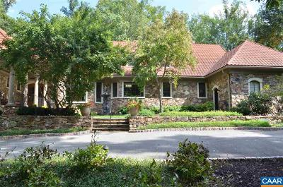 Albemarle County Single Family Home For Sale: 927 Old Garth Rd