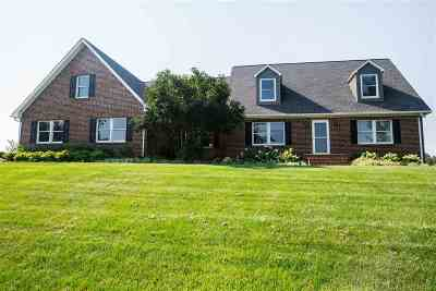 Rockingham VA Single Family Home For Sale: $599,900