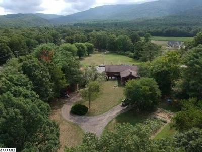 Augusta County Single Family Home For Sale: 2475 Mt Torrey Rd