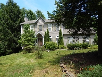 Madison County Single Family Home For Sale: 194 Sleigh Bell Ln