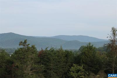 Albemarle County Lots & Land For Sale: 4800 Free Union Rd