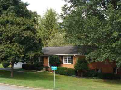 Rockingham County Single Family Home For Sale: 3016 Lyn-Wood Ln