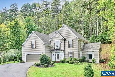 Mosby Mountain Single Family Home For Sale: 1384 Singleton Ln