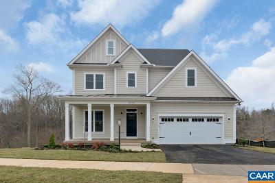 Albemarle County Single Family Home For Sale: 6 Highgate Row