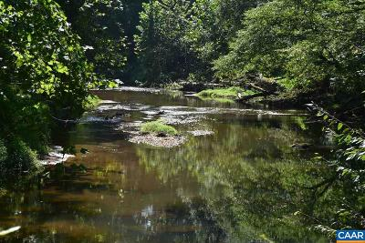 Albemarle County Lots & Land For Sale: 1 Durrett Ridge Rd
