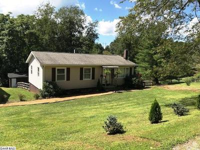 Albemarle County Single Family Home For Sale: 2414 Castle Rock Rd