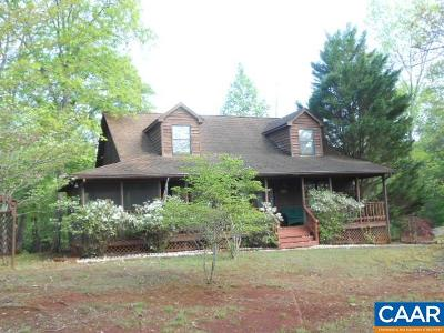 Nelson County Single Family Home For Sale: 104a Edgehill Way