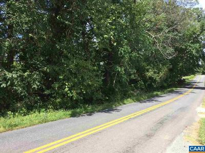 Albemarle County Lots & Land For Sale: 6574 Markwood Rd
