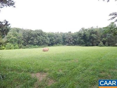 Albemarle County Lots & Land For Sale: 4478 Advance Mills Rd