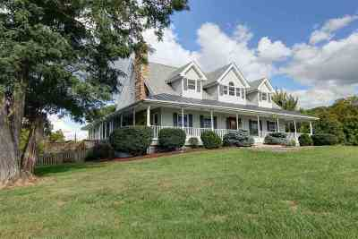 Shenandoah County Single Family Home For Sale: 592 Switchback Rd
