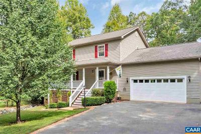 Fluvanna County Single Family Home For Sale: 4 Kingswood Rd