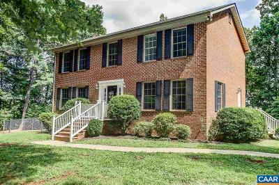 Gordonsville Single Family Home For Sale: 19295 Briar Patch Dr