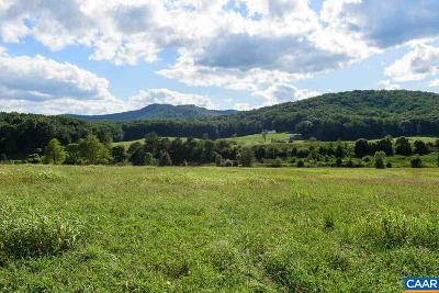 Charlottesville Lots & Land For Sale: Plank Rd