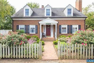 Single Family Home For Sale: 200 Church St