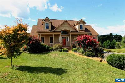 Albemarle County Single Family Home For Sale: 2862 Southern Hills Dr