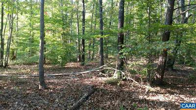 Nelson County Lots & Land For Sale: Tye River Rd