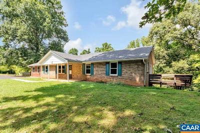 Single Family Home For Sale: 4826 Ivy Rd