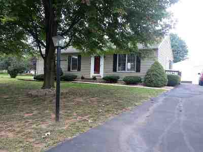 Rockingham County Single Family Home For Sale: 1925 McCall Dr
