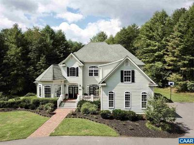 Albemarle County Single Family Home For Sale: 706 Murray Ln