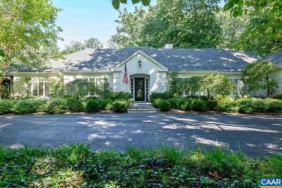Farmington (Albemarle) Single Family Home For Sale: 960 Windsor Rd